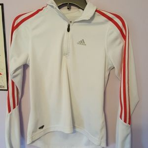 Adidas climalite pull over